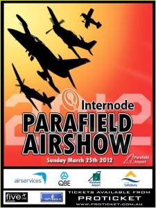 Parafield Airshow 2012