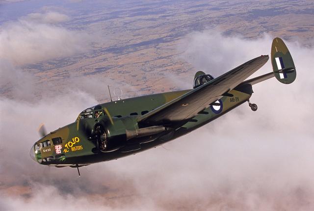 Hudson Bomber
