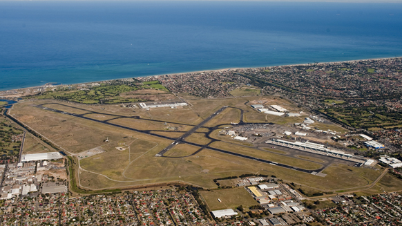 Adelaide Airport Overlay Project